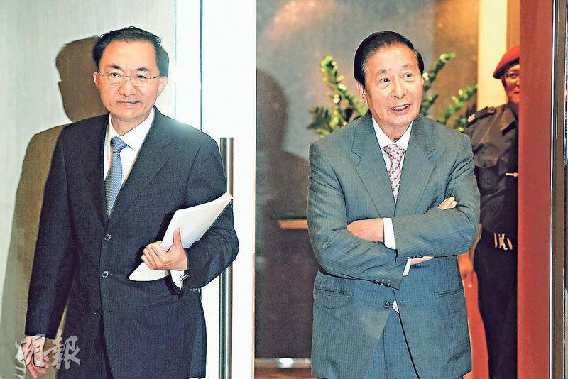 「四叔」李兆基家族於2010年斥18.2億元購入山頂白加道35號屋地,有關物業近月已獲批入伙紙。(資料圖片)