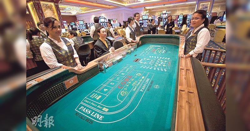 澳門政府首透露研新賭牌引入企業責任罰則