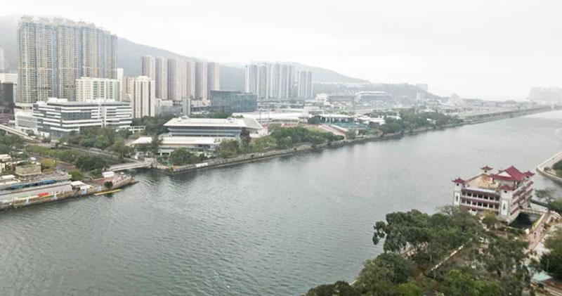 第一城3房售1328萬,圖為單位外望景觀 (相片由代理提供)