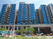 位置臨海的將軍澳南CAPRI一伙實用面積約60方呎的睡房,叫租每月1萬元,每呎叫租167元,若成功租出,勢創區內住宅呎租新高,更超越山頂豪宅水平。(資料圖片)