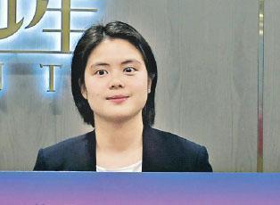 麗豐控股高級副總裁林顥伊