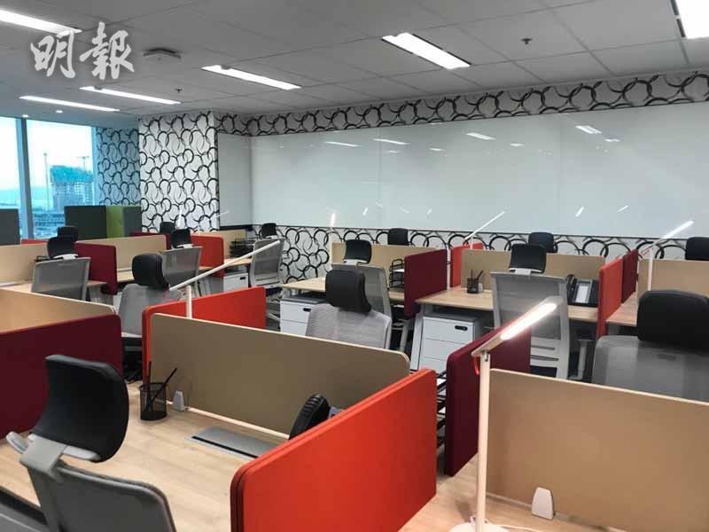 雅居樂太子爺斥百億 打造高端共享辦公空間