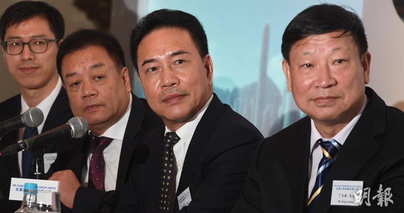 信源企業表示,中美貿易戰不直接影響瀝青船行業。(劉焌陶攝)