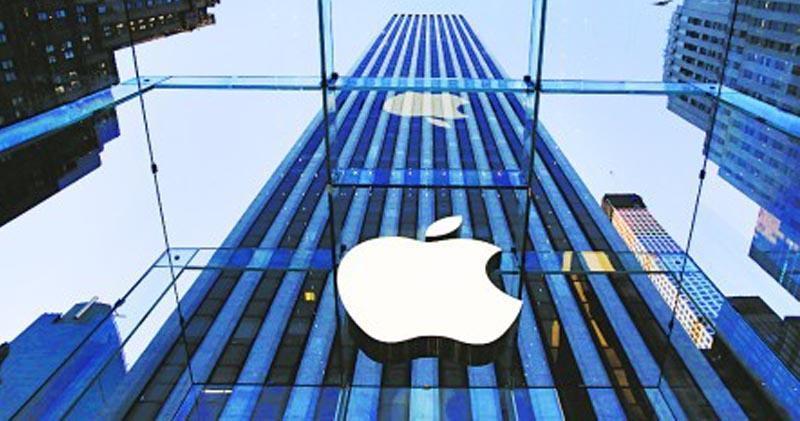 蘋果創三年來發布日最大跌幅 舜宇瑞聲抽升