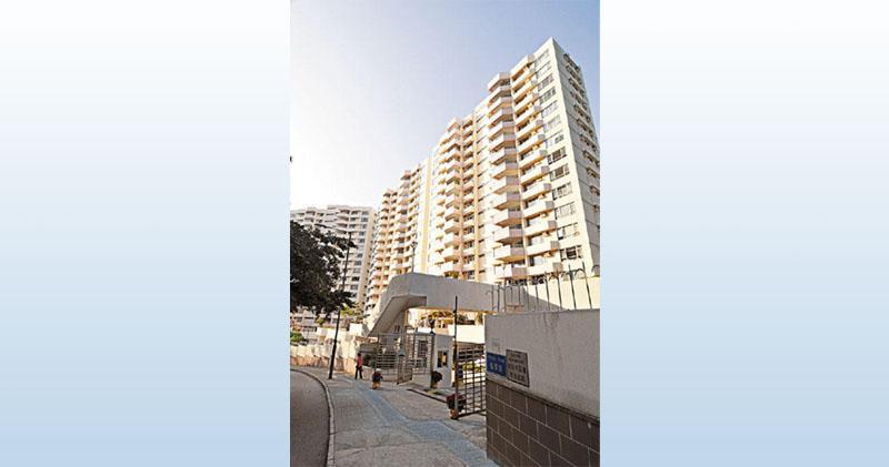 南區青巒豪宅。網上圖片。