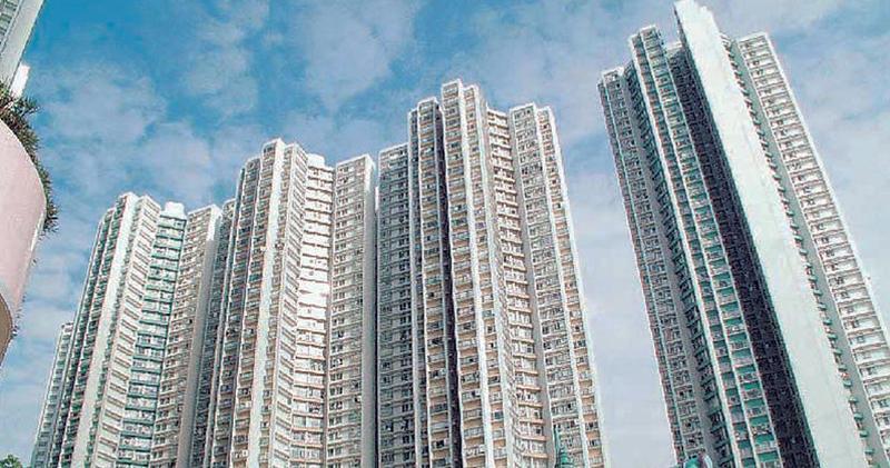 海怡半島2房單位月租2.3萬元。