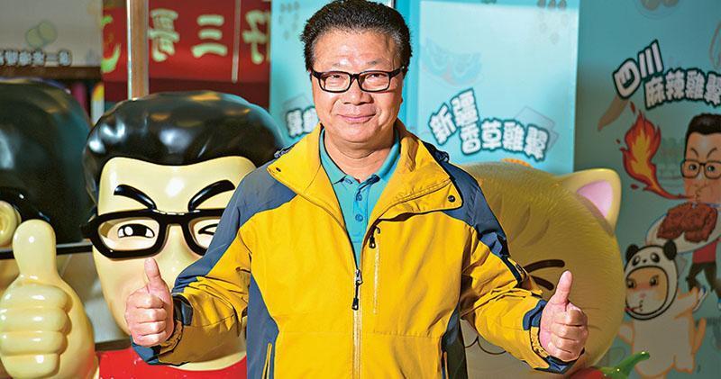 譚仔三哥米線創辦人之一「三哥」譚澤群於兩個月內先後購入太子曉珀.御兩伙特色戶,連同雙倍印花稅,共涉資1.37億元。(資料圖片)