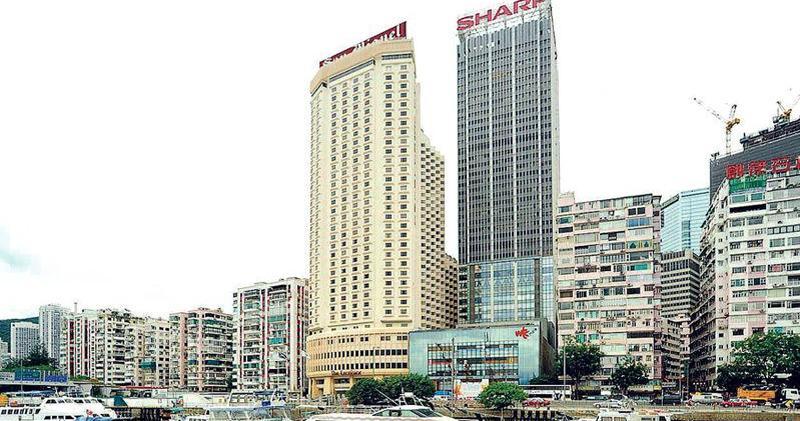 文華東方把怡東酒店改建為綜合商業物業