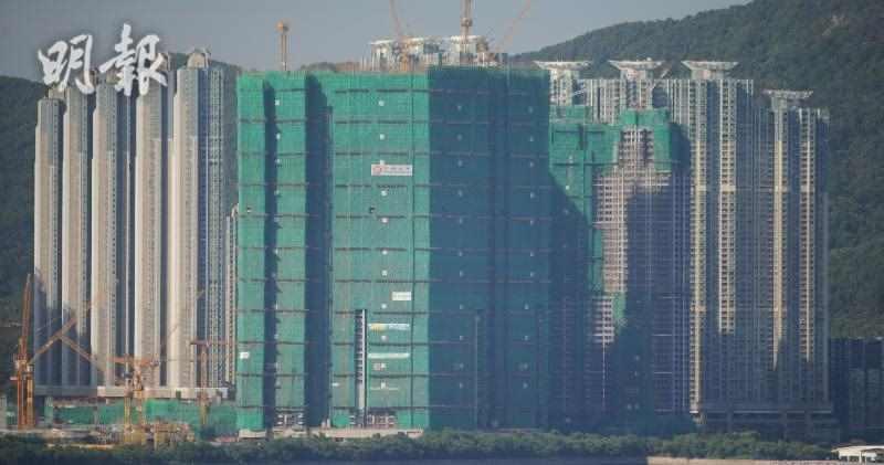 南豐LP6周六第四輪銷售涉491伙
