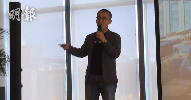 WeWork 大中華區總經理艾鐵成