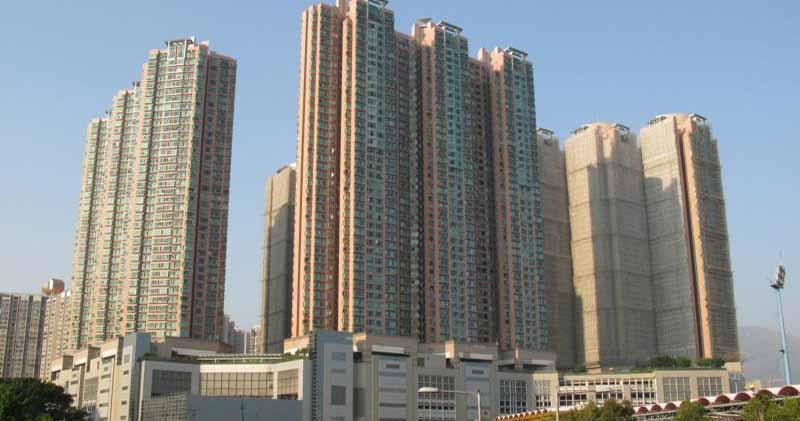 盈翠半島有3房單位以1050萬放售,低同類單位售價逾一成。