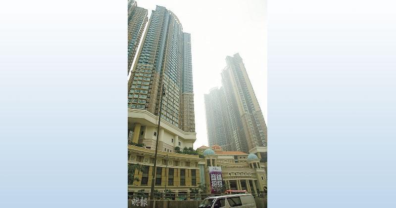 泓景臺3房逾千萬 實呎1.6萬低高位2成(資料圖片)