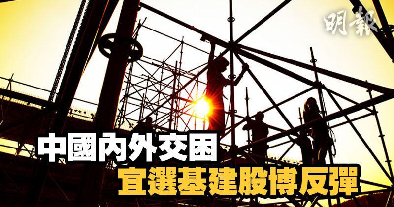 中國內外交困 宜選上游行業博反彈