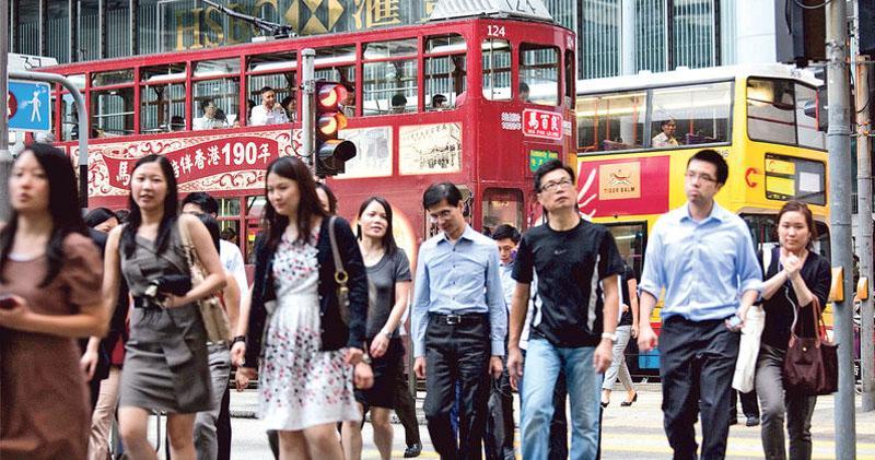 瑞信:香港有17.9萬名百萬富翁 料2023年增至24.2萬人(資料圖片)