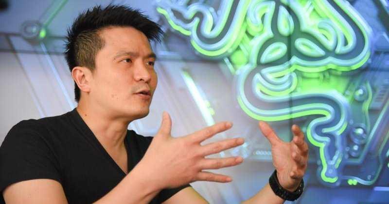 雷蛇(1337)主席陳民亮抵押所持約3.23億股雷蛇股份提取貸款,股份相當於公司約3.59%股權,以今日收市價計,市值約4.52億元。(資料圖片)