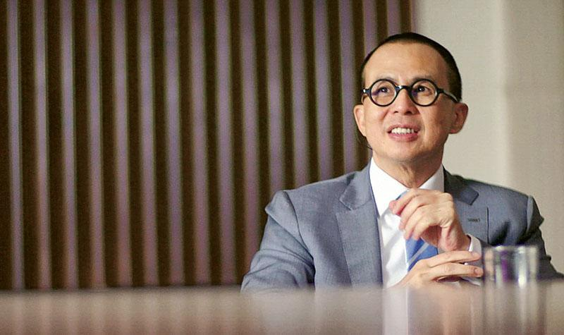 傳李澤楷旗下富衞集團,計劃收購澳洲聯邦銀行子公司股權,涉資逾30億港元。(資料圖片)
