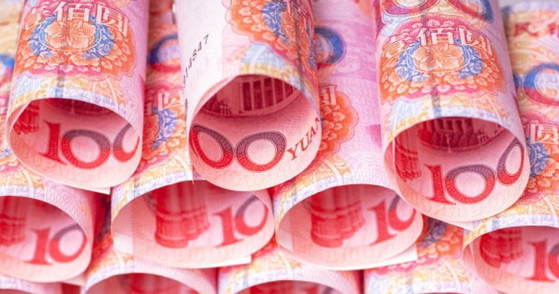人民幣國際支付佔比排名維持第5(資料圖片)