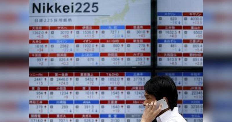 日韓股市全周齊挫6% 10月未嘗一升