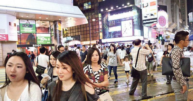 本港9月零售業銷售額升2.4%遠遜預期