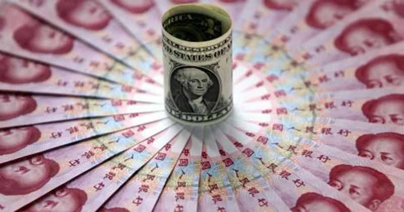 人民幣匯價走弱 在岸價跌穿6.91