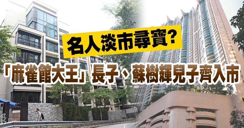 「麻雀館大王」長子近億購KADOORIA特色戶