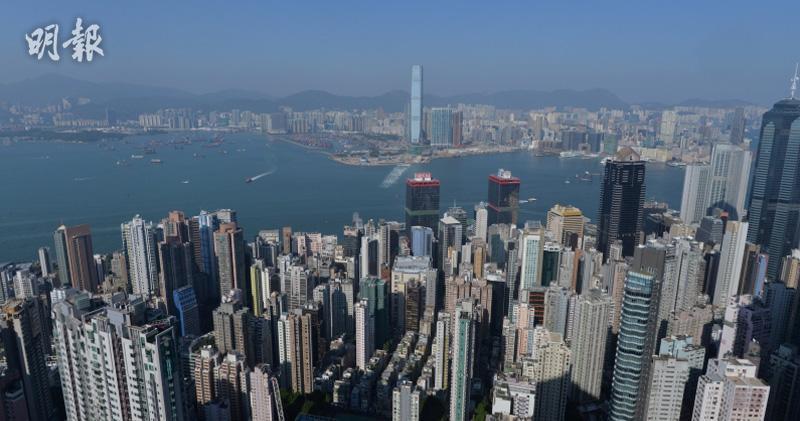 產業署售出6個豪宅,當中包括西半山寶城大廈。