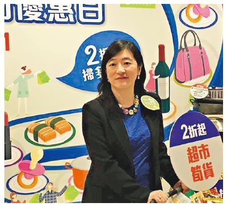 一田百貨行政總裁黃思麗表示,雖然外圍有較多不明朗因素,影響消費者信心,不過香港失業率偏低,反映市民仍有購買力。
