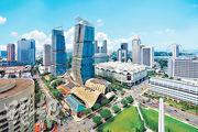 風華南岸府South Beach Residences設有190個單位分佈於22至45樓,提供2房、3房、4房戶及頂層複式豪宅,單位內可飽覽新加坡市景。