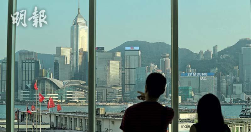 香港第三季經濟增長放緩至2.9%