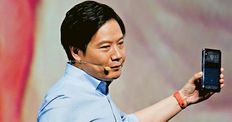 小米第三季智能手機收入增長36% 首十月出貨量逾億