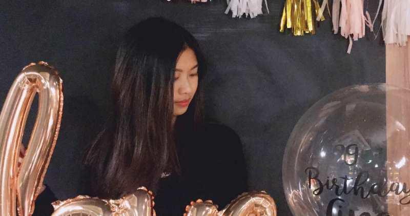 福苑「太子女」、執董盧靄寧今年3月獲委任為公司執行董事。(盧靄寧fb圖片)