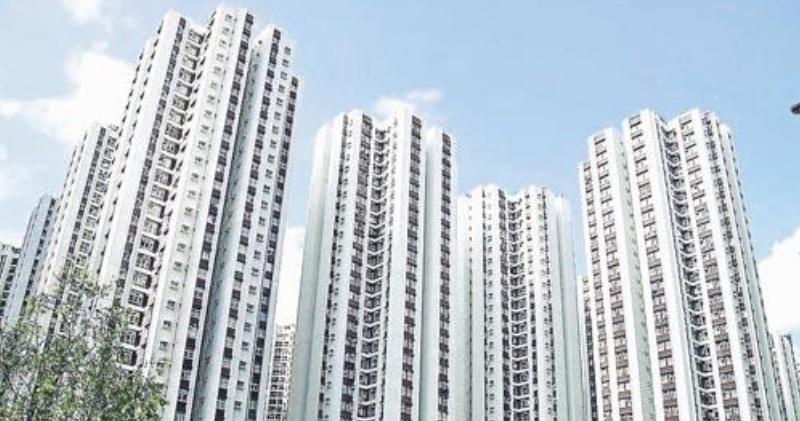 太古城3房套單位呎租34元,在1個月租金跌25%。