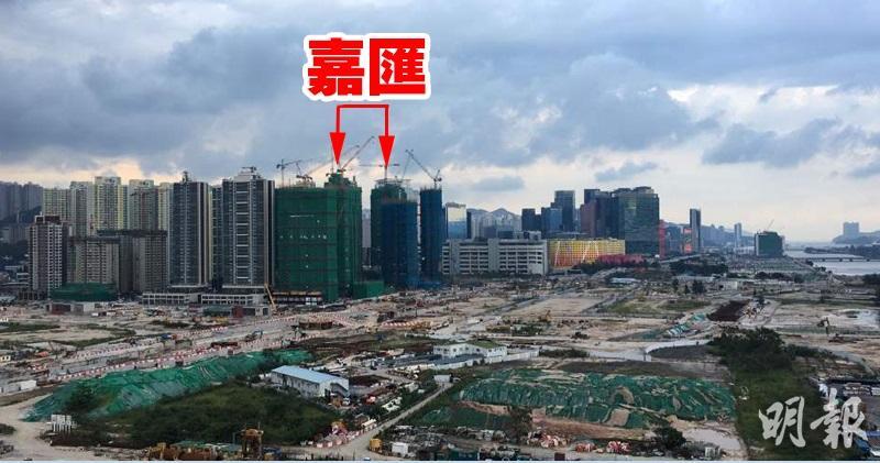 內地客近1.1億購嘉匯特色戶 涉3283萬辣稅