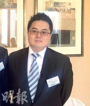 北京燃氣藍天主要股東兼聯席主席「純官」新世界發展主席鄭家純的侄仔鄭明傑(圖),在上周四、五連續兩日遭斬倉合共約2.23%股份,相當於逾2.88億股,涉資5420萬元。(資料圖片)