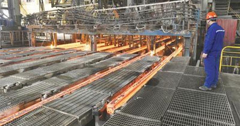 內地據報擬將鞍鋼和寶武合併重組。