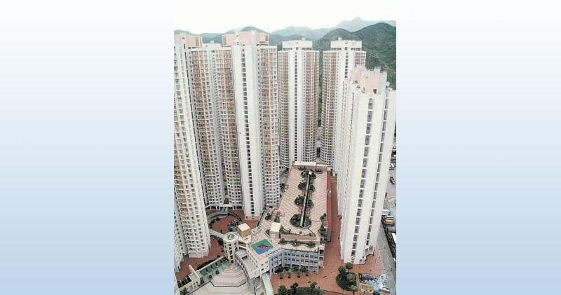 愉翠苑有未補價兩房單位以428萬元沽售。