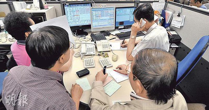 港股收升47點,26000點失而復得。