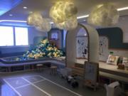 12室,面積490方呎,一個以兒童天地為主題。甘潔瑩攝