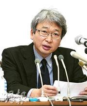 戈恩請來前檢察部門的「反貪獵人」Motonari Otsuru(圖)領導其國際辯護律師團。