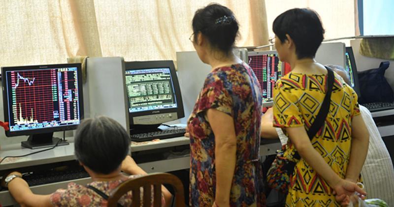 滬指結束三年揚 上證收跌0.61%