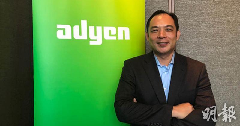 Adyen亞太區總裁Warren Hayashi