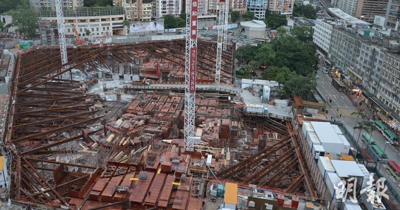觀塘重建計劃投資額高達500億