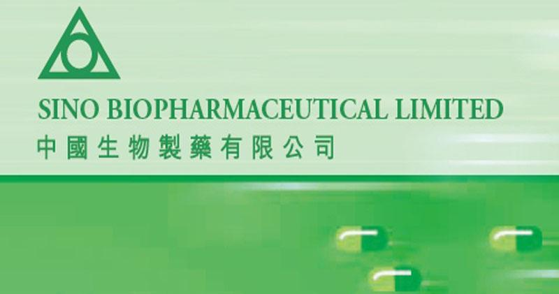中生製藥股價曾急挫16%。