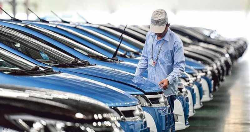比亞迪11月汽車銷量按月增5%。