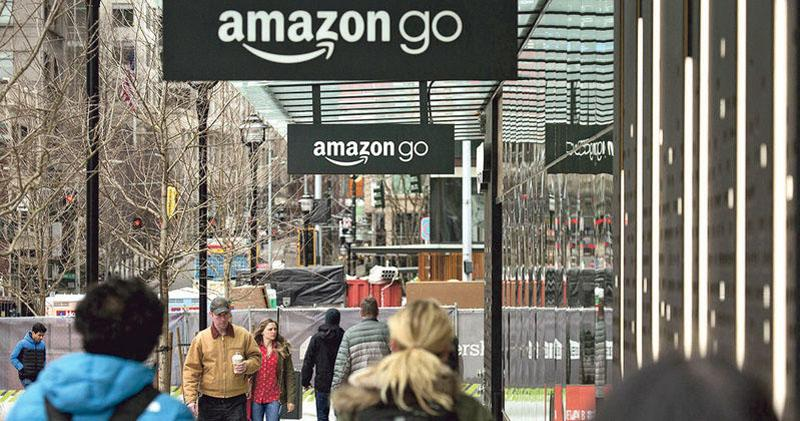 亞馬遜考慮在美國機場開設無人商店
