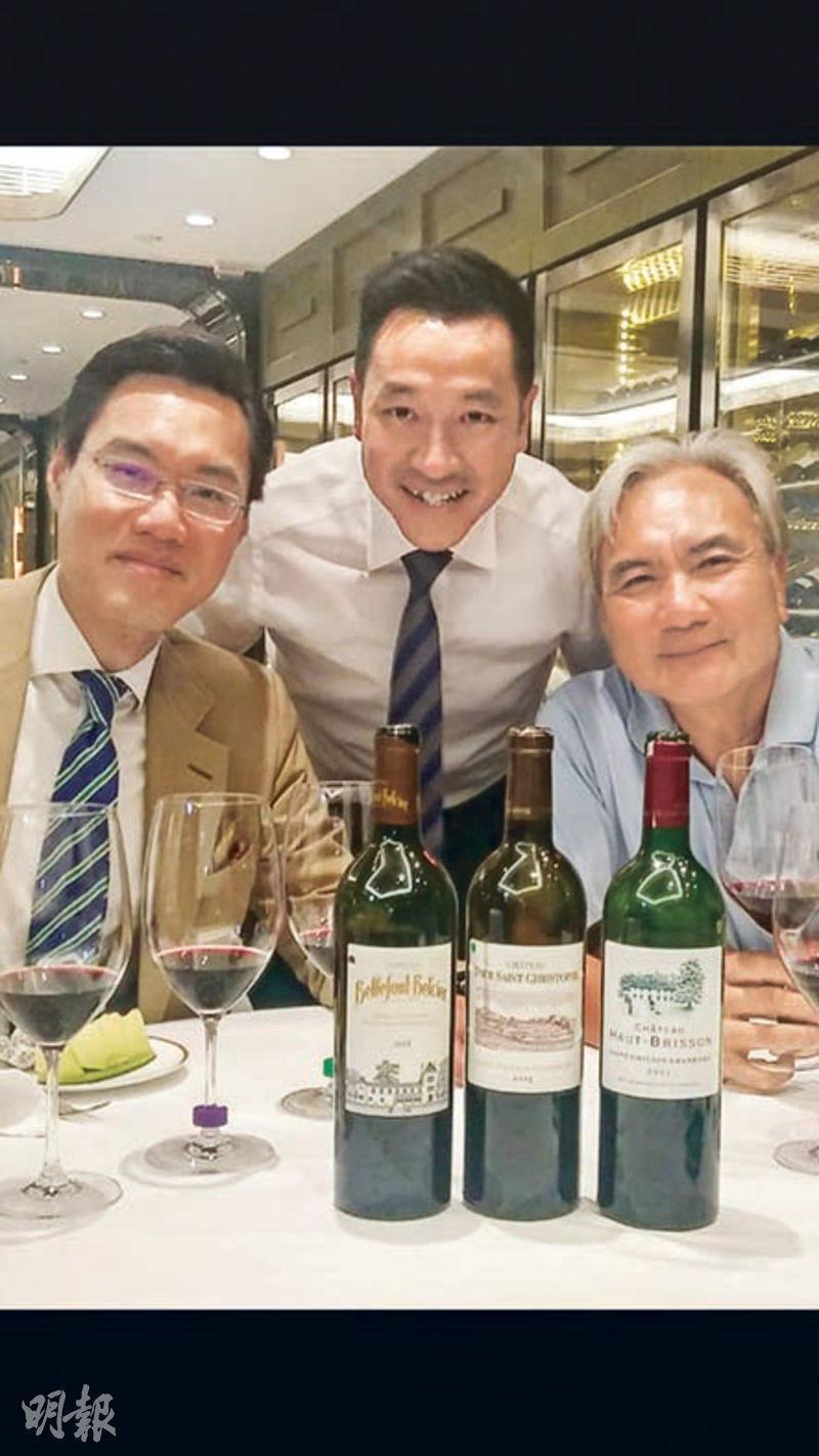 香港是臥虎藏龍之地。朋友家族素來低調,多年來卻收購多個波爾多右岸酒莊。今年初更上一層樓,收購了Saint Emilion列級酒莊Château Bellefont-Belcier,是不是中國人投資波爾多名莊先河?