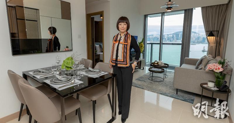 新地豪宅租務品牌Signature Homes總經理官曉霓。