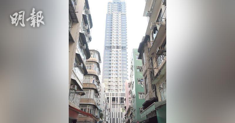 尚巒頂層特色戶1.6億沽 實呎6萬破頂