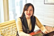 劉央旗下西澤的基金經理楊艷(圖)認為,雖然過去作為騰訊主要盈利增長動力的遊戲業務受阻,但雲業務收入佔比快速提升,相信這行業仍相當有前景。(蘇智鑫攝)