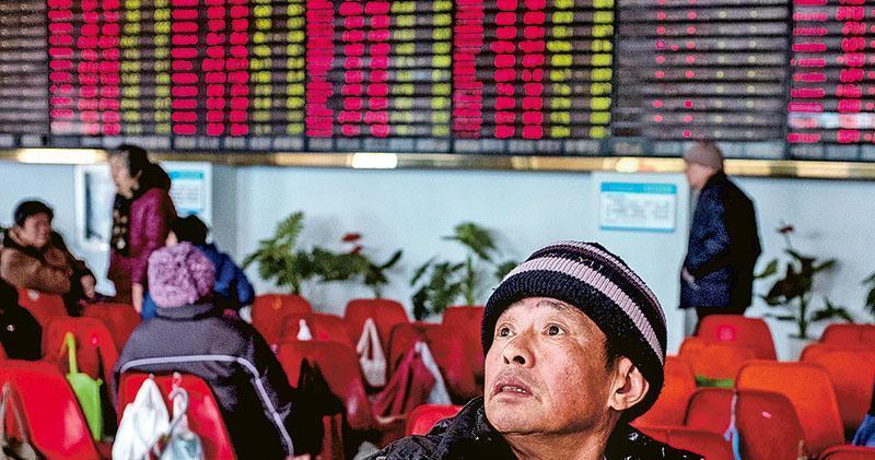 傳美代表團下月初訪問北京 A股反彈 滬指高開逾1%